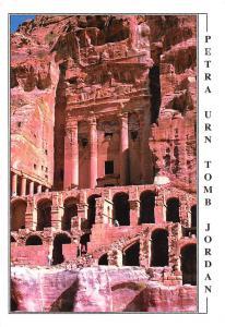 Petra Urn Tomb Jordan