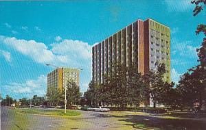 Florida Avenue Residence Halls University Of Illinois Urbana Illinois