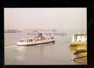 FE2252 - Sealink British Ferries - Brading , built 1948 - postcard