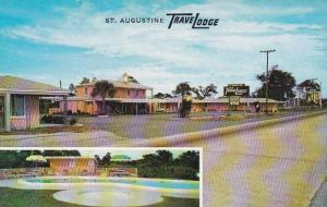 Florida Saint Augustine Trave Lodge With Pool