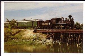 Winnipeg Hydro's Locomotive Railway Train Manitoba,