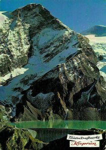 Tauernkraftwerke Kaprun Lake Mountain Postcard
