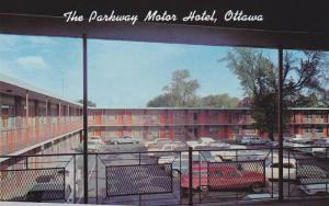 Parkway Motor Hotel , OTTAWA , Ontario , Canada, 40-60s