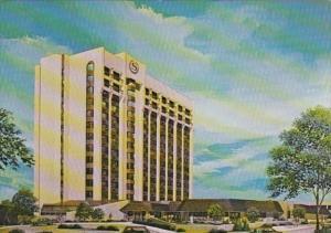 Missouri St Louis Sheraton Plaza Hotel