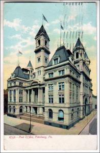 Post Office, Pittsburg PA