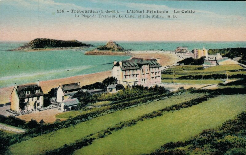 France Trébeurden L´Hôtel Printania Le Celtic 03.27