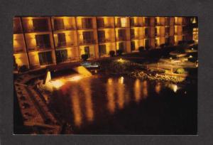 PA Howard Johnson Johnson's Motel CHAMBERSBURG PENN Postcard  Pennsylvania PC
