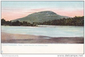 Lookout Mountain And Tennessee River Chattanooga Tennessee