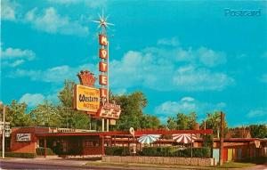 UT, Provo, Utah, Columbian Motel, Dexter Press No. 14100-C