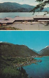 Tahsis Chalet , TAHSIS , B.C. , Canada , 50-60s