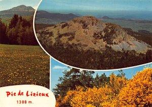 France Le Pic de Lizieux Le Mazet Saint Voy Panorama Postcard