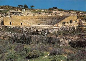 Cyprus The Ancient Theatre of Curium