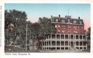Vermont  Montpelier, Pavilion Hotel