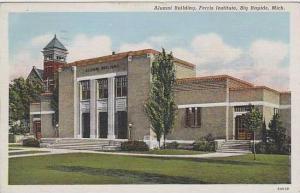 Michigan Big Rapids Alumni Building Ferris Institute