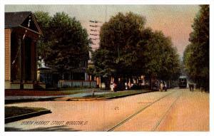 Ohio Wooster , North Main street