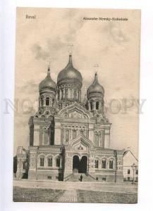 233035 ESTONIA REVAL TALLINN Alexander Nevsky Cathedral Old PC