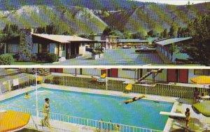Canada El Camino Motel Kamloops British Columbia