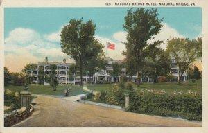 NATURAL BRIDGE , Virginia , 1900-10s ; Natural Bridge Hotel