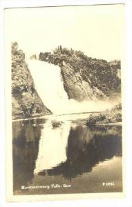 RP, Montmorency Falls, Quebec, Canada, PU-1947