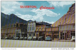 Main Street Silverton Colorado