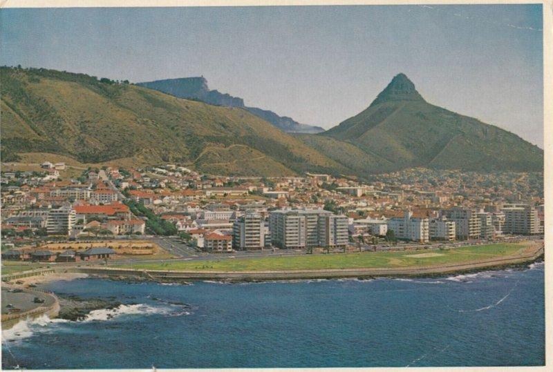CAPE TOWN , South Africa , 1950-70s ; Anchor Bay