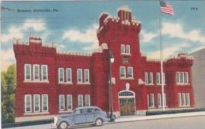 Pennsylvania Pottsville The Armory 1960