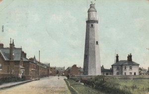WITHERNSEE, England , 1907 , The LIGHTHOUSE , Hull Road