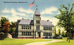 VT - Hardwick. Hardwick Academy