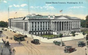USA - United States Treasury Washington DC 01.84