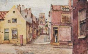 SCARBOROUGH , England , 00-10; Church Stair Street