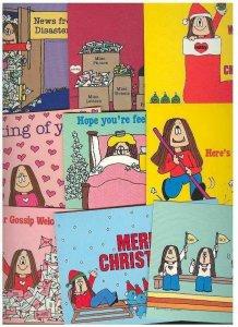 m620 modern postcards Cathy TWELVE
