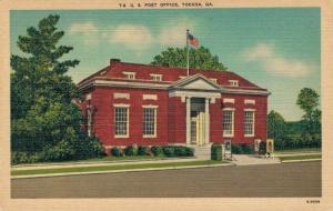 USA US Post Office Toccoa Georgia 02.66