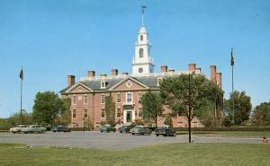 DE - Dover. New State House