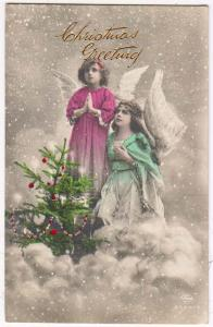 Christmas Greetings, Young Angels