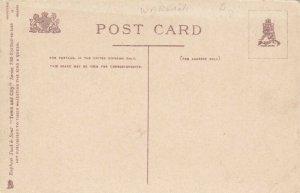 TUCK #2108; STRATFORD-ON-AVON, England, 1900-10s; Ye Five Gables