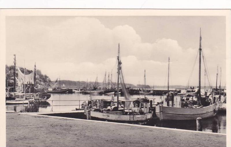 RP; KIRL-MOLTENORT, Sail boat, Hafen, Duesseldorf, North Rine-Westphalia, Ger...