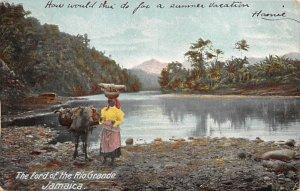 The Ford of the Rio Grande Jamaica 1907
