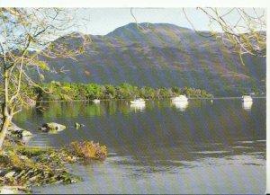 Scotland Postcard - Ben Lomond - Dunbartonshire - Ref 17456A