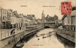 CPA AMIENS - Quartier St-Leu (295249)