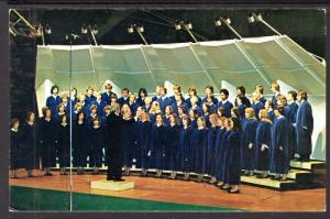 The Concordia Choir,Concordia College,Moorhead,MN BIN