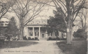 HAMPTON INSTITUTE, Virginia , 00-10s; The Mansion House