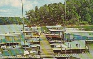 Georgia Jasper Gualt Ferry Landing on Altoona Lake