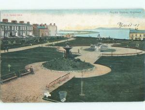 Pre-1907 NICE VIEW Dun Laoghaire - Kingstown - County Dublin Ireland i5344