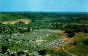 Ohio Cambridge Aerial View RCA Victor Radio and Victrola Division Plant Radio...