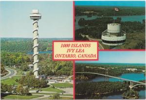 1000 Islands, IVY LEA, Ontario, Canada, used Postcard