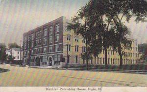 Brethren Publishing House,Elgin, Illinois, PU-1912