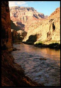 Utah River Rafting Scene
