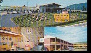 Pennsylvania Breezewood Sunset Hill Motel