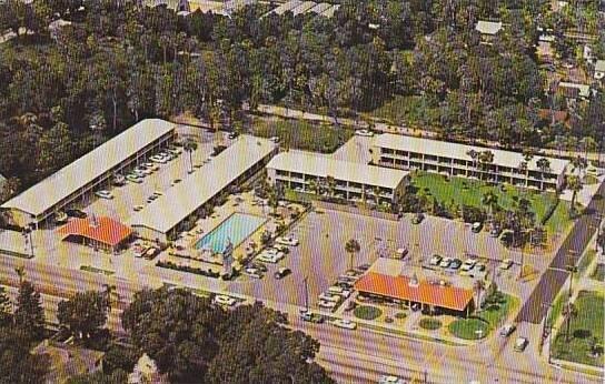 Florida Daytona Beach Howard Johnson Motor Lodge And Restaurant With Pool