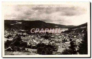 Old Postcard Gerardmer A Vue Generale